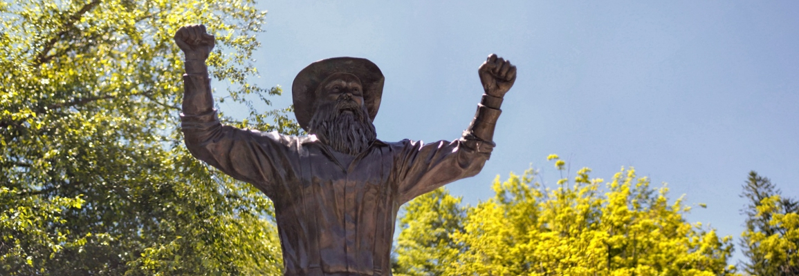 Yosef statue
